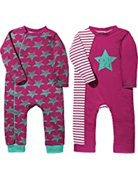 Baby Butt Schlafanzug 2er-Pack Interlock-Jersey