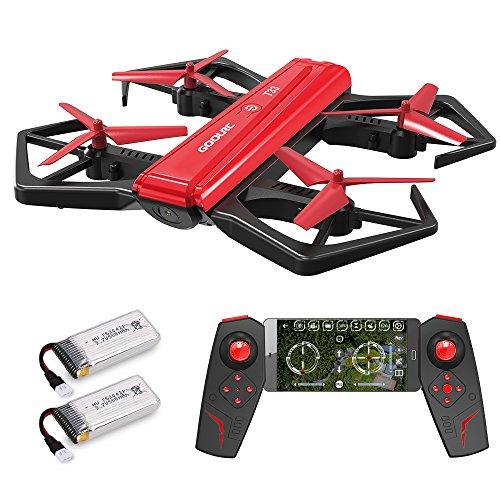 GoolRC T33 WIFI FPV Drone cámara 720P HD Quadcopter