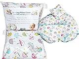 Federa per cuscino da allattamento di ricambio per Over the Rainbow Cuscino per allattamento