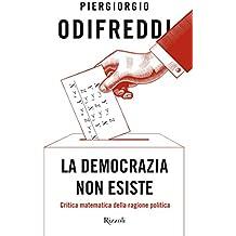 La democrazia non esiste