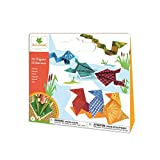 Sycomore - Loisirs Créatifs - 1er Origami Animaux - 18 Projets - Pochette Mixte - CRE44012...