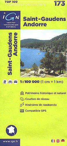 TOP100173 ST-GAUDENS/ANDORRE  1/100.0000