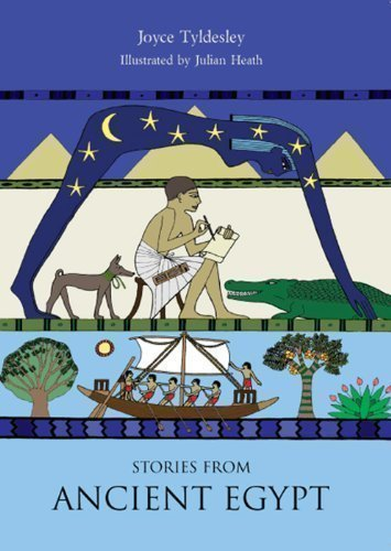 Stories from Ancient Egypt by Heath, Julian, Tyldesley, Joyce A. (2012) Paperback