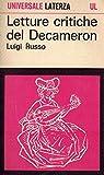 Letture Critiche Del Decameron