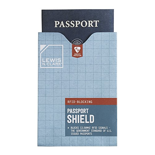 lewis-n-clark-luggage-rfid-passport-shield-white-one-size