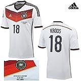 Trikot Adidas DFB WM 2014 Home - Kroos [Größe XL]