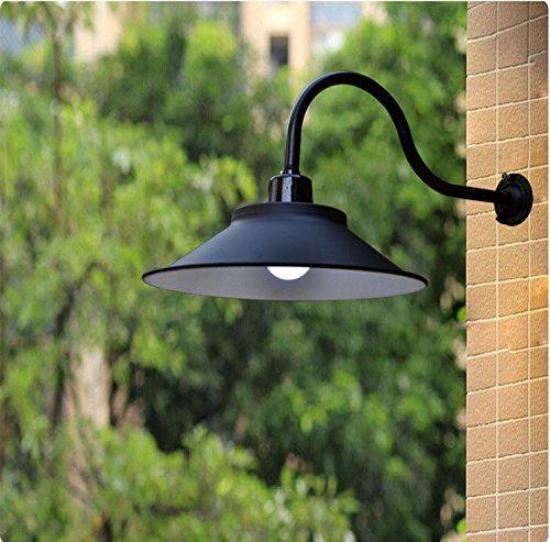 Luz calle exterior Cubierta aluminio Cubierta lade