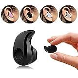 I-Sonite (schwarz S530 Drahtlose Stereo-Ohrhörer Stück Headset Freisprecheinrichtung für Apple iPhone XR