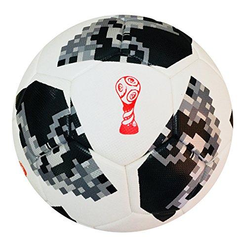 World Cup Fußball 2018Russland Top Qualität Offizielle Match Ball Größe 5-Spedster (Cup Soccer Replica World)