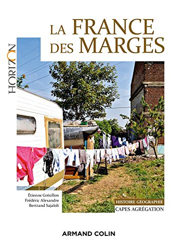 La France des marges par From Armand Colin
