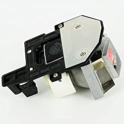 eWorldlamp OPTOMA SP.8TU01GC01 BL-FP240C high quality Projector Lamp Bulb with housing Replacement for OPTOMA W306ST X306ST