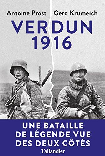 Verdun 1916 (L'HISTOIRE) par Antoine Prost