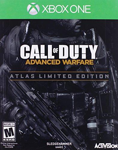 Call of Duty: Advanced Warfare Atlas Limited Edition – Xbox One 516ymK8LvbL