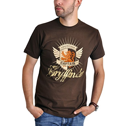 Harry Potter T-Shirt - Gryffindor Captain
