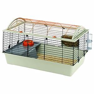 Ferplast Casita 100 Rabbit Cage from FERCO