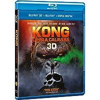 Kong: La Isla Calavera Blu-Ray 3d