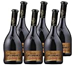JP Chenet Vino Tinto - Pack de 6 Botellas de 0.75 l - Total: 4.5 l