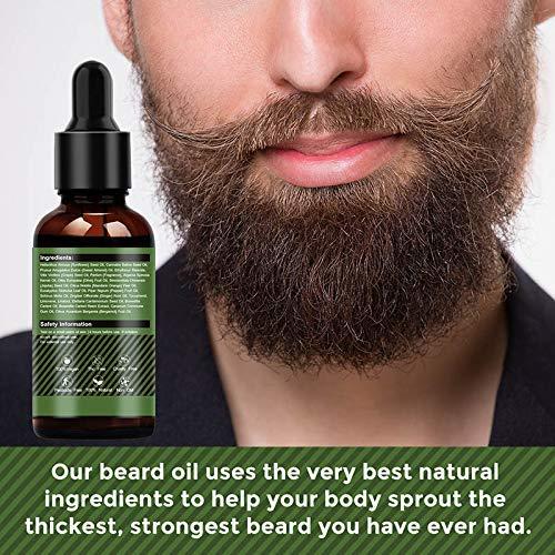 Mcottage Hanf Öl Bart Wachstum Herren Bart Haarwachstum Produkte Haar Spülung