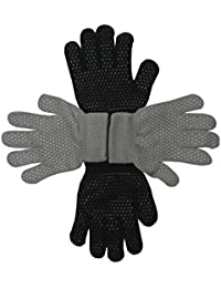 **Great Value** Childrens 4 pairs Gloves With Gripper Palms