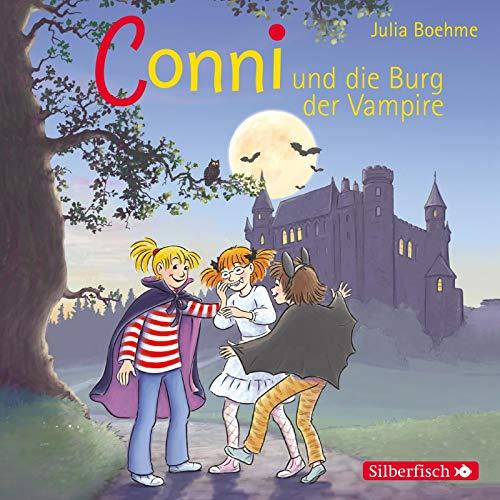 Conni und die Burg der Vampire (Meine Freundin Conni - ab 6 20): 1 CD (Gruselgeschichten Ab 6 Halloween)