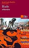 Iliade d'Homère (Essai et dossier) par Backès