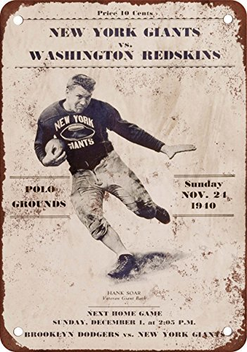 1940-new-york-giants-vs-washington-redskins-stile-vintage-riproduzione-in-metallo-tin-sign-203-x-305