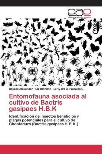 Entomofauna asociada al cultivo de Bactris gasipaes H.B.K