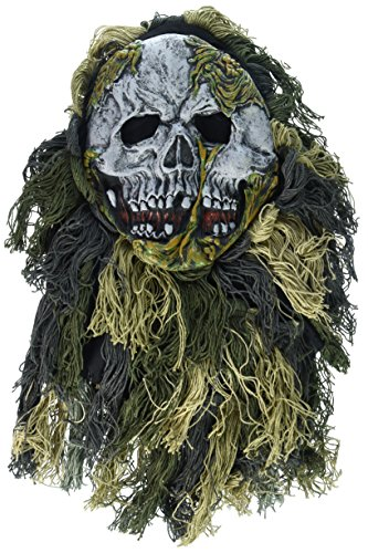 e Maske Sumpf- Leiche ()