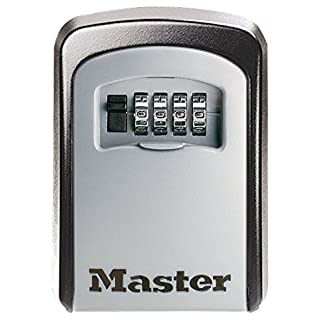 MASTER LOCK Key lock box [Medium size] [Wall mounted] - 5401EURD - Select Access®