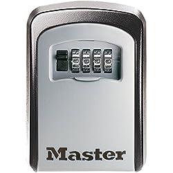 Master Lock Sicherheits-Schlüsselkasten mit Zahlenkombination für Wandmontage; um Ihre Schlüssel sicher mit anderen zu teilen