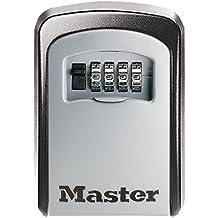 Master Lock 5401EURD Mini Caja Fuerte Mural para Llaves