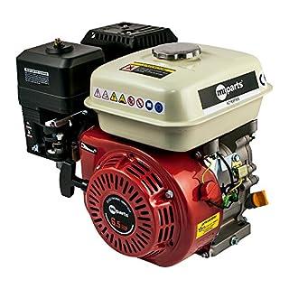 groway mt-200q 4T 196CC OHV Benzin–Motor, 6.5HP, Achse 19.05x 58.5mm