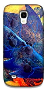 The Racoon Grip For DOg Lovers hard plastic printed back case / cover for Samsung Galaxy S4 Mini