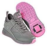 Heelys Piper Schuhe grau-pink Mädchen