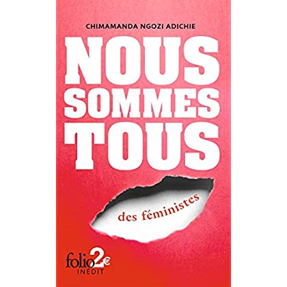 Nous sommes tous des féministes (Folio 2? t. 5935)