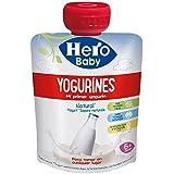 Hero Baby Bolsita Yogurines Natural - 80 gr - [Pack de 18]