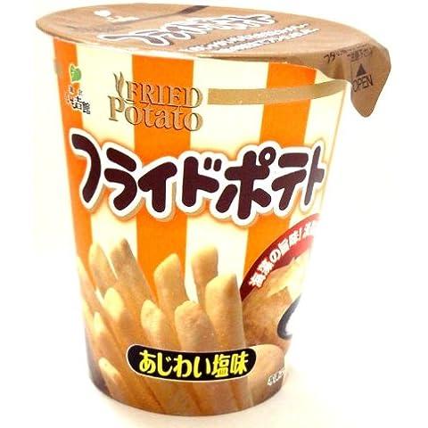 patatine fritte del settore Yoshikai Kamakura patate Gil Museo sapore pezzi 42gX12 salati