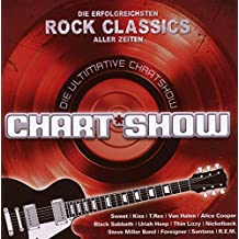 Die Ultimative Chartshow-Rock Classics