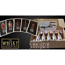 """Tasting Samples Whisky Tasting Box """"Sakura"""" japanische Whiskys"""