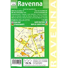 Plan de ville : Ravenne - Ravenna (en anglais)