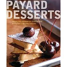 Payard Desserts