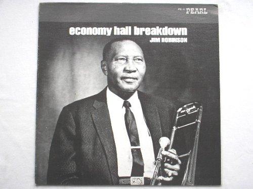 Robinson, Jim Economy Hall Breakdown LP Pearl PS5 EX/VG 1970s US pressing, sleeve has minor seam split on top edge