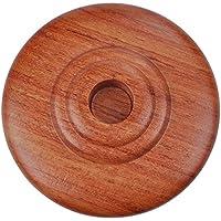 PUNK Cello-Halter aus Massivholz, Antirutsch-Stopper, schützt das Cello vor dem Verrutschen, 3 Löcher rosewood