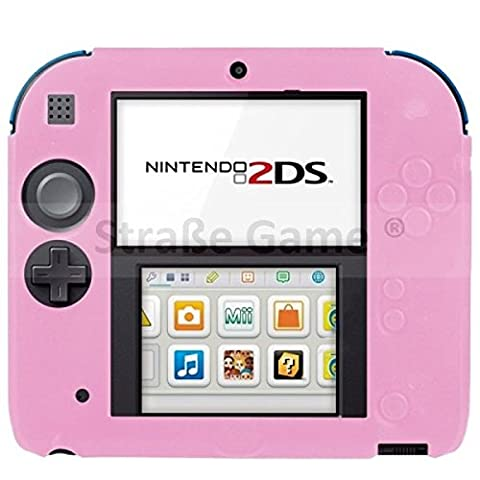 Housse étui protection silicone pour Nintendo 2 DS 2DS -