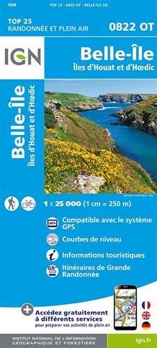 Descargar Libro 0822ot Belle-Ile de Ign