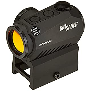 Sig Sauer Romeo 5 Compact Red Dot Visier, Graphite, 1 x 20 mm
