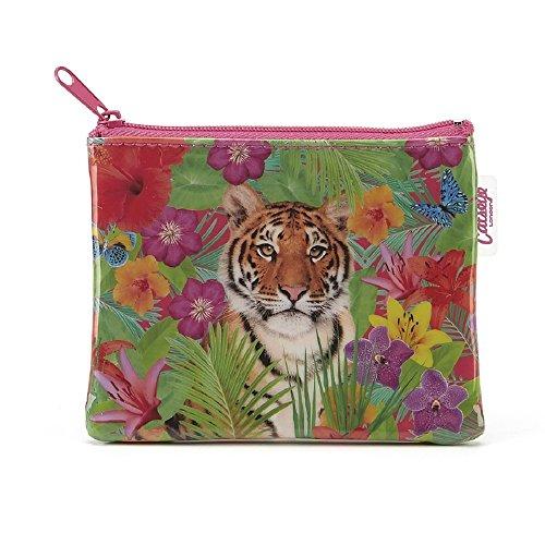 Catseye Geldbörse Coin Purse Tiger Lily Etui Bag Börse Tasche NEU