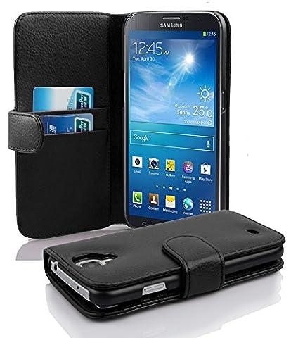 Cadorabo - Book Style Hülle für Samsung Galaxy MEGA 6.3