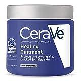 CeraVe - Unguento curativo da 350 ml con ceramidi al petrolato per proteggere e lenire la pelle screpolata e irritata