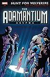 Hunt For Wolverine: Adamantium Agenda (2018) #4 (of 4) (English Edition)